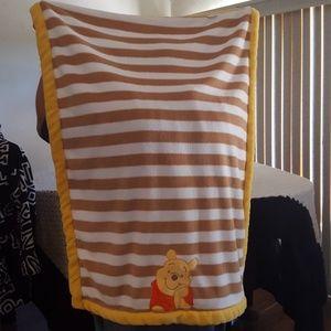 Disney Winnie the Pooh Blanket.